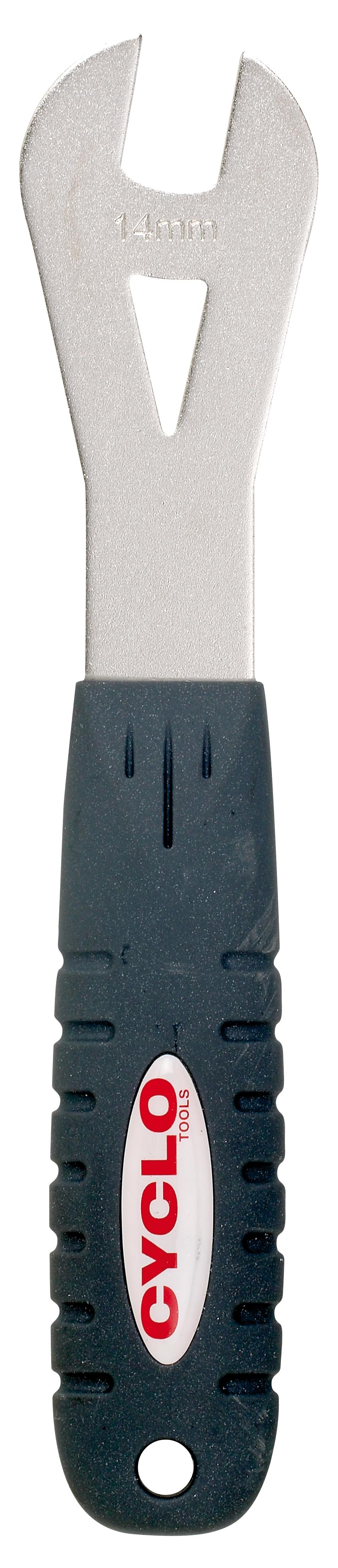 Захват д/конусов втулок 7-06374 14мм высокопрочн. сталь рукоят. в эргон. кожухе (10) CYCLO (Англия)